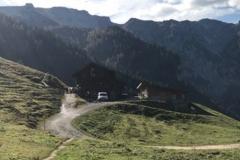 Bärenbadalm am Achensee, Österreich