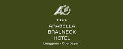 Logo Arabella Brauneckhotel Lenggries